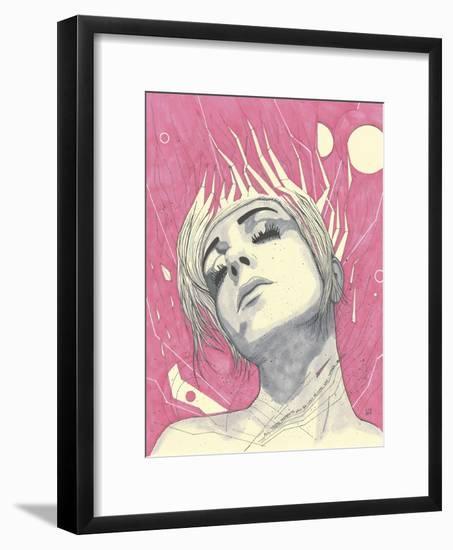 Space Queen 2 30-Craig Snodgrass-Framed Giclee Print