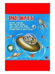 Space Ship X-5