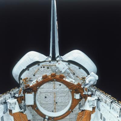 Space Shuttle Astronaut on Eva, 1980S--Photographic Print