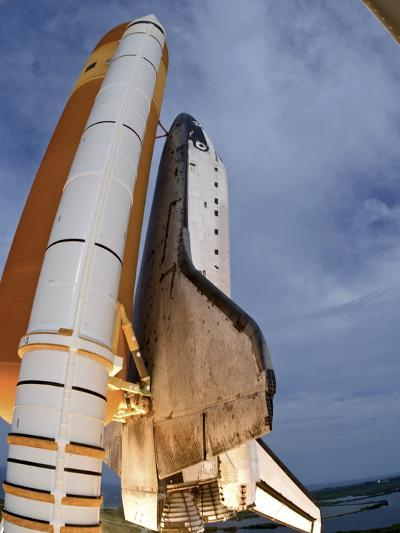 Space Shuttle Endeavour Lifts Off from Kennedy Space Center-Stocktrek Images-Photographic Print