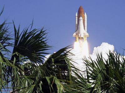 Space Shuttle-John Raoux-Photographic Print
