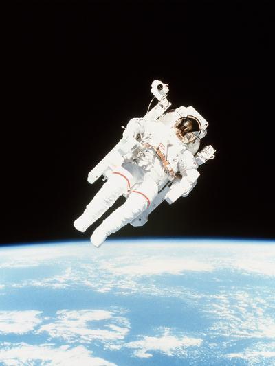 Spacewalk--Photographic Print