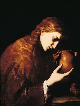 Magdalene in Meditation