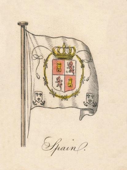 'Spain', 1838-Unknown-Giclee Print