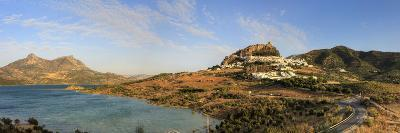 Spain, Andalucia, Zahara De La Sierra Village-Michele Falzone-Photographic Print
