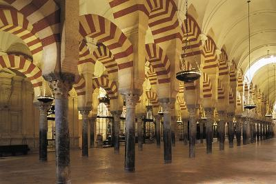 Spain, Andalusia, Cordoba Great Mosque of Cordoba, Christian Cathedral Since 1236--Giclee Print