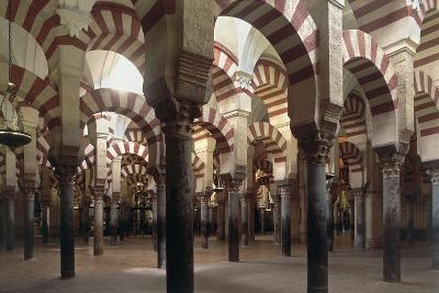 Spain, Andalusia, Cordoba, Historic Centre, Great Mosque or Mezquita--Giclee Print