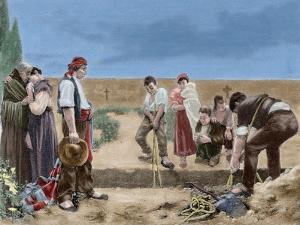 Spain, Burial