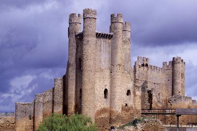 Spain, Castile and Leon, Valencia De Don Juan, Coyanza Castle--Giclee Print