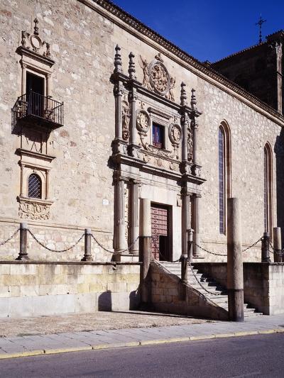 Spain, Salamanca, Archbishop Fonseca College or Irish College,16th Century--Giclee Print