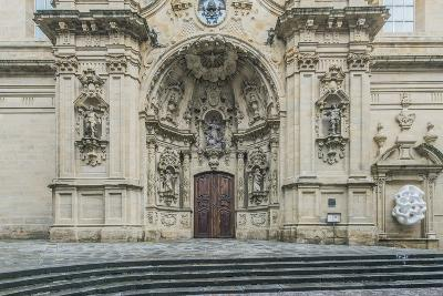 Spain, San Sebastian, Basilica of Saint Mary of the Chorus-Rob Tilley-Photographic Print