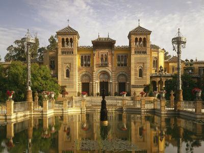 Spain, Sevilla, Palacio Mudejar-Thonig-Photographic Print