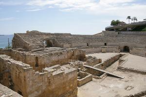 Spain, Tarragona, Roman Amphitheatre, 2nd Century Ad