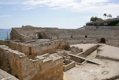 Spain, Tarragona, Roman Amphitheatre, 2nd Century Ad--Photographic Print