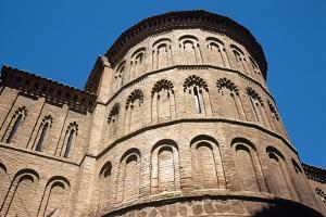 Spain, Toledo, Apse of Saint Bartholomew Church, 14th Century