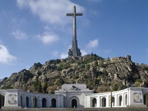 Spain, Valley of the Fallen (Valle De Los Caidos), 1940-1958