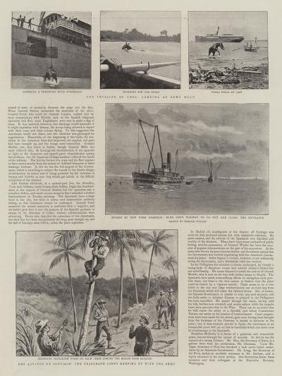 Spanish-American War--Giclee Print