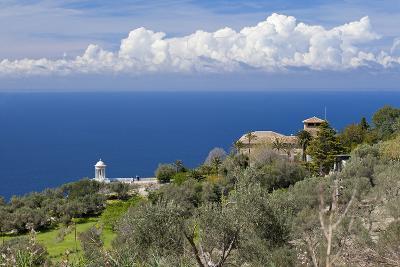 Spanish Balearic Islands, Island Majorca, West Coast, Son Marroig-Chris Seba-Photographic Print