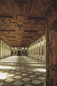 Spanish Hall, Ambras Castle, Innsbruck, Austria