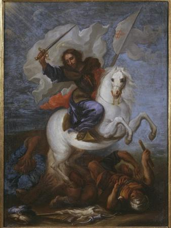 St. James the Great at the Battle of Clavijo