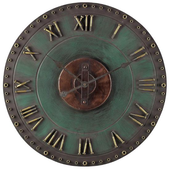 Spare-Parts Sundial Outdoor Clock--Home Accessories