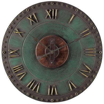 Spare-Parts Sundial Outdoor Clock