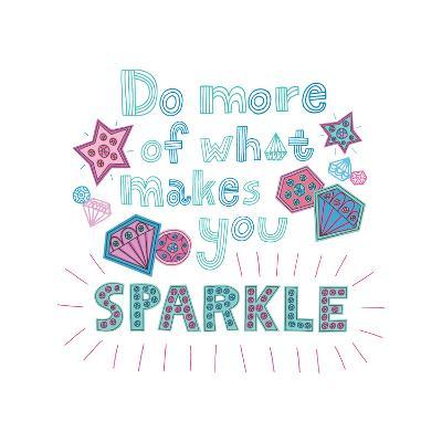 Sparkle II-Jane Smith-Art Print