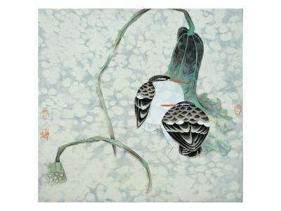 Sparkling Ripple-Yuan Mu-Giclee Print