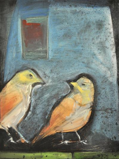 Sparrows-Tim Nyberg-Giclee Print
