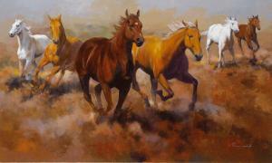 Running Wild II by Spartaco Lombardo