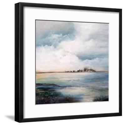 Speak Quietly-Karen Hale-Framed Art Print