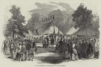 Special Constables Entertainment on Clapham-Common--Giclee Print