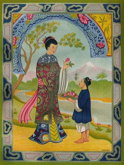 'Special M.G. Litho. Poster Paper - Olive & Partington Ltd. advert', 1910-Unknown-Giclee Print