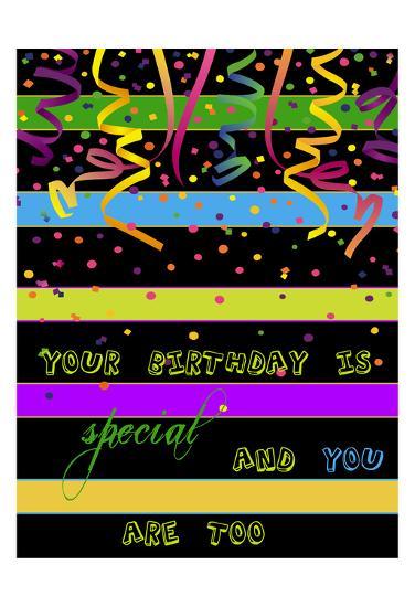 Special You-Sheldon Lewis-Art Print