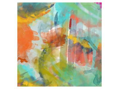 Spectacular Effect I-Yashna-Art Print
