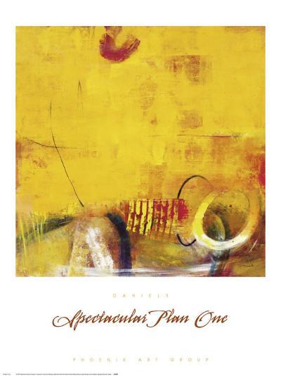 Spectacular Plan I-Norm Daniels-Art Print