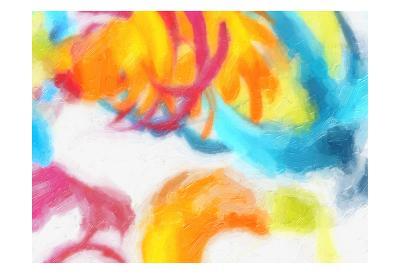 Spectrum Abstract-Taylor Greene-Art Print
