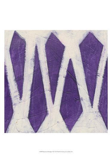 Spectrum Hieroglyph IX-June Vess-Art Print