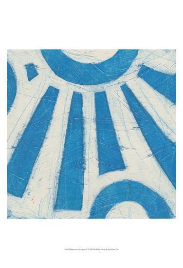 Spectrum Hieroglyph V-June Vess-Art Print