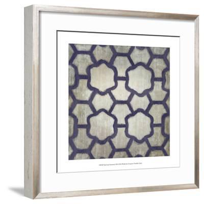 Spectrum Symmetry III-Chariklia Zarris-Framed Premium Giclee Print