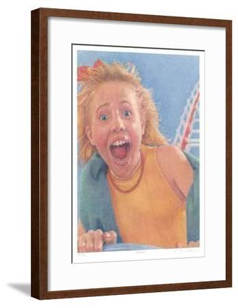 Speechless-Heather Graham-Framed Limited Edition