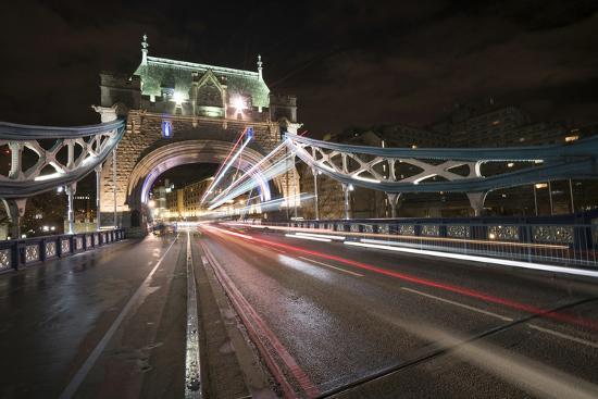 Speed Night 3-Moises Levy-Photographic Print