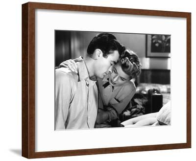 Spellbound, Gregory Peck, Ingrid Bergman, 1945