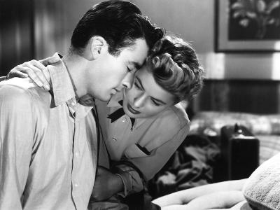 Spellbound, Gregory Peck, Ingrid Bergman, 1945--Photo