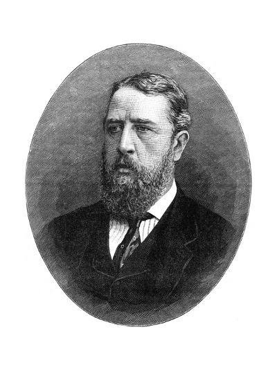 Spencer Compton Cavendish, Marquis of Hartington, British Liberal Statesman, 1900- Russell & Sons-Giclee Print