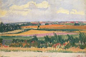 In Berkshire, 1912 by Spencer Frederick Gore