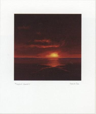 Tropical Sunset I