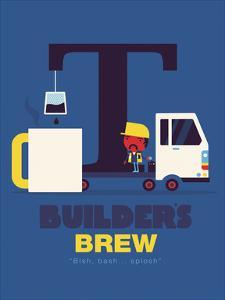 Builders Brew by Spencer Wilson