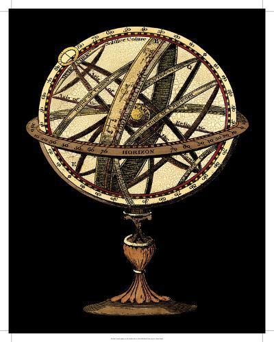 Sphere of the World I--Giclee Print