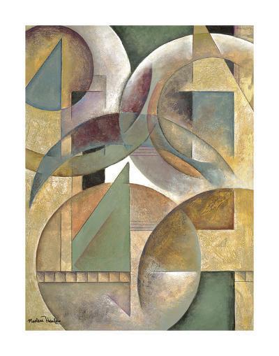 Spheres of Thought I-Marlene Healey-Art Print